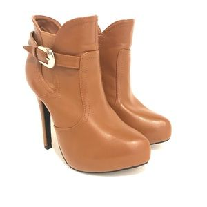 De Blossom Collection High Heel Boots